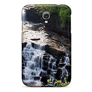 New Style Case Cover Sltomzy1290nNkOl Waterfall Compatible With Galaxy S4 Protection Case