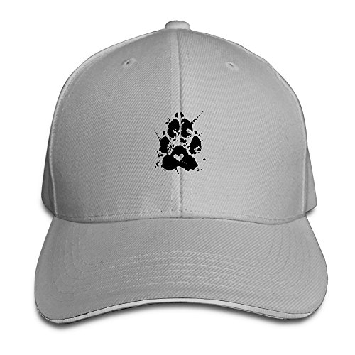 May Dog Paw Baseball Cap For Men Women Top Quality Cool Dad Hats 3ba43d67ccf