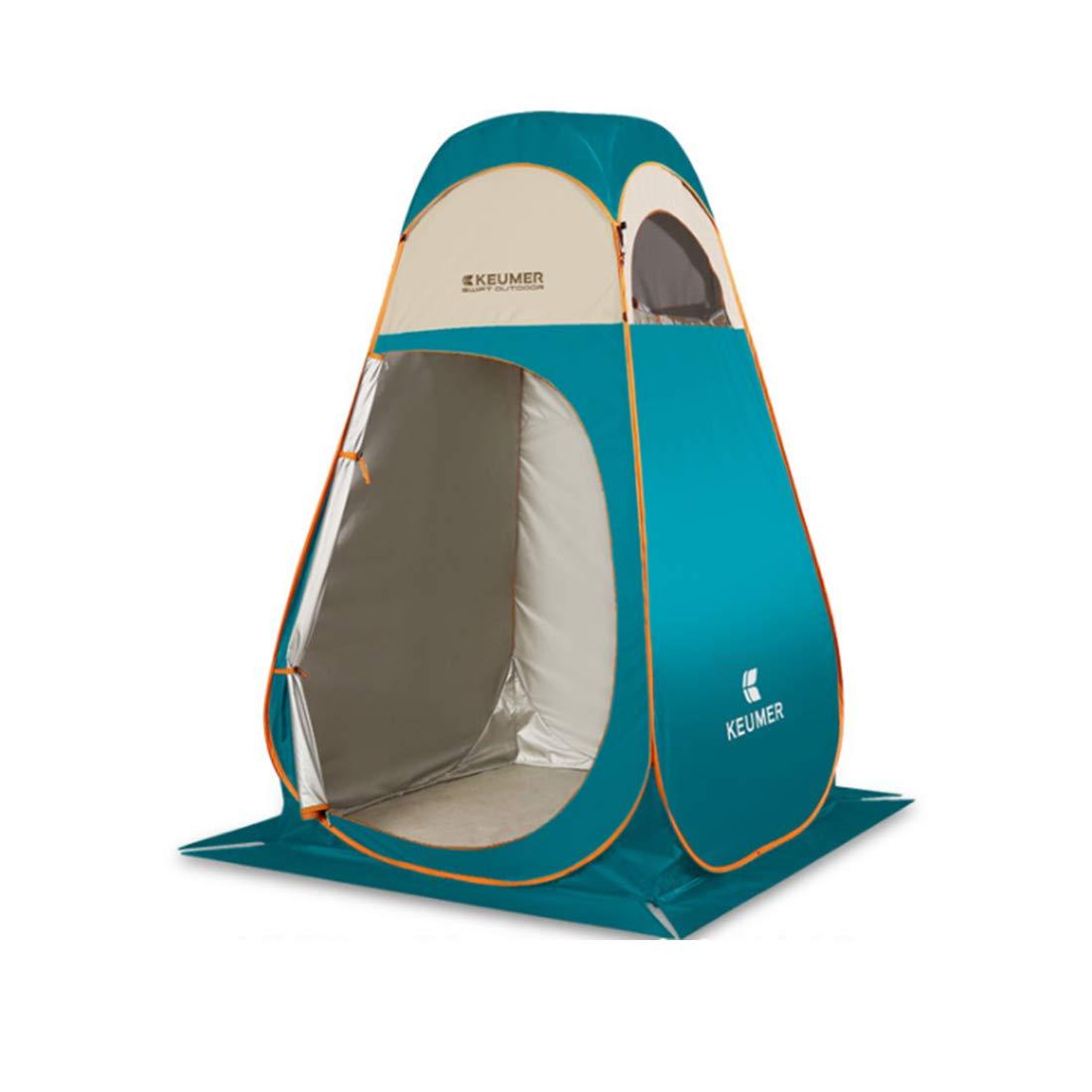 Klerokoh Zelt für 1 Person für Camping im Freien (Farbe : Lake Blau)