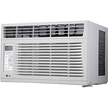 Amazon Com Lg Energy Efficient 6000 Btu Window Air