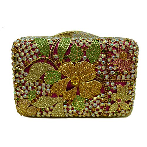 Luxe Pack Dîner Sacs Strass 2 De Party rvPxIwqOv