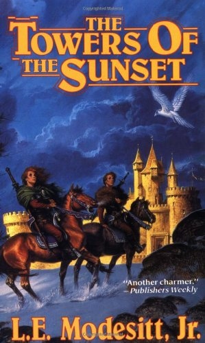 The Towers of the Sunset (Recluce series, Book ()