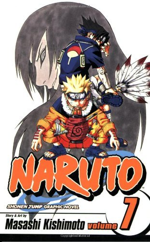 Amazon.com: Naruto, Vol. 7: The Path You Should Tread ...