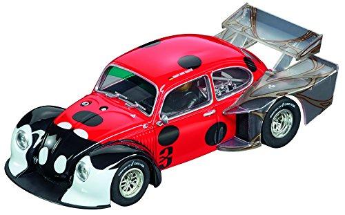 132 Scale - Carrera 30821 Digital 132 Slot Car Racing Vehicle - VW Kafer Ladybugracer - (1:32 Scale)