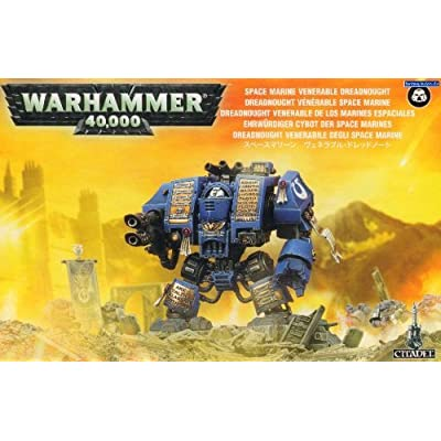 Games Workshop Space Marines: Venerable Dreadnought: Toys & Games