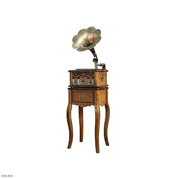 LSL Gramófono, Tocadiscos Reproductor de Discos de Vinilo Control ...
