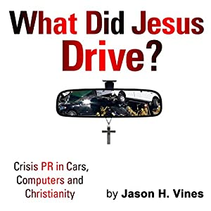 What Did Jesus Drive Audiobook
