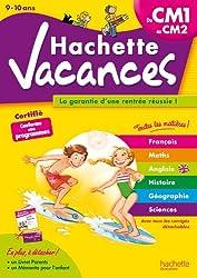 Hachette Vacances - Du CM1 au CM2