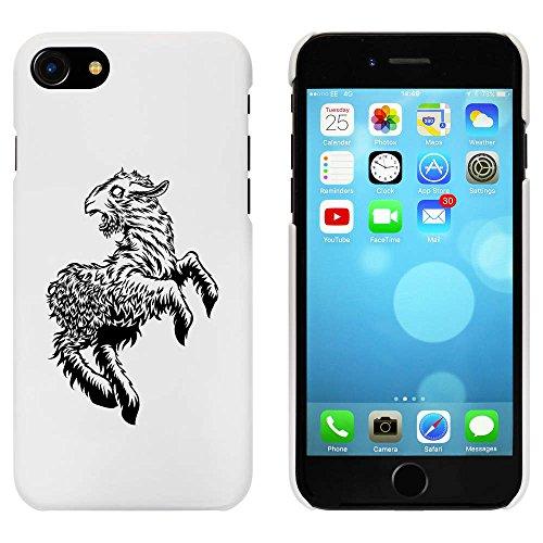 Blanc 'Mouton Fou' étui / housse pour iPhone 7 (MC00073614)