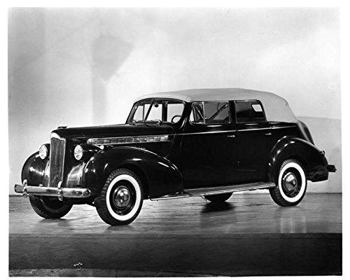 Review 1940 Packard 120 Convertible