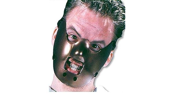 Hannibal Lecter Restricción Máscara Economía: Amazon.es: Juguetes y juegos