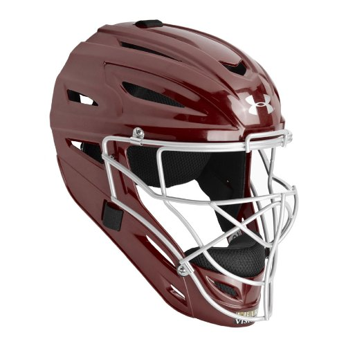 Under Armour Adult Pro Style Catcher's Helmet by Under Armour