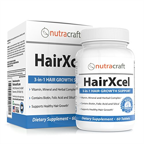 Hair Loss Supplement DHT Blocker