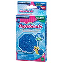 Aquabeads AB32708 Jewel Beads Refill Pack, Blue