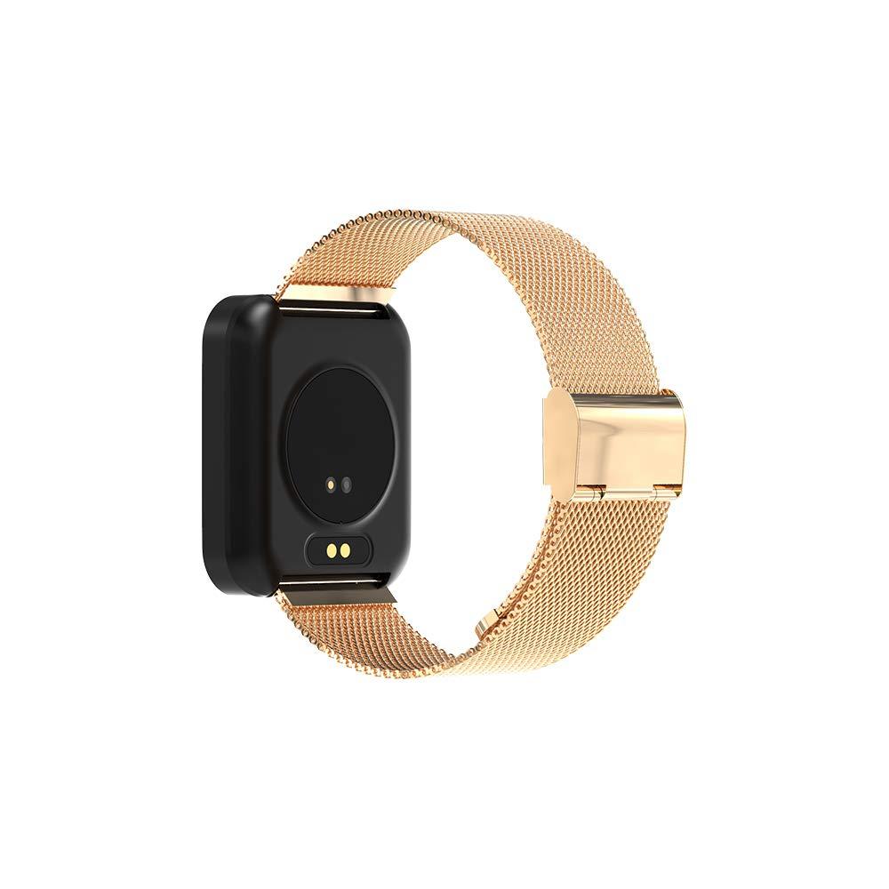 Amazon.com: S88 Men Women Smart Watch Reloj Inteligente Passometer Activity Fitness Heart Rate Sports Smartwatch Wristband,C: Electronics