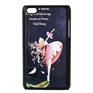 DDOUGS I laughter is timeless High Quality Cell Phone Case for Ipod Touch 4, Personalized I laughter is timeless Case