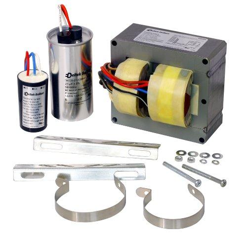 200 Watt High Pressure Sodium, Magnetic HID Ballast (4 Tap) ANSI CODE: S66, Code: 86507, Watran/Deltek