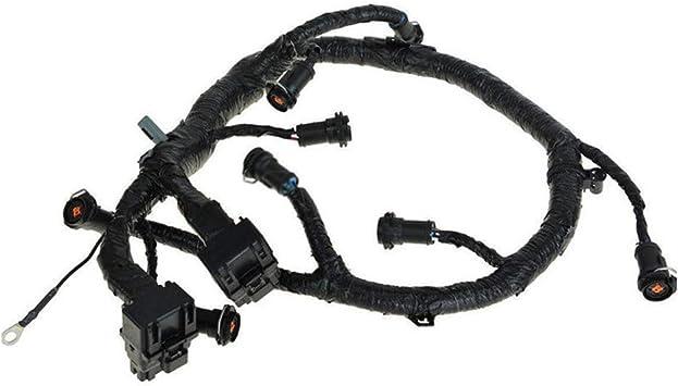 Fit 03-07 Ford 6.0L Powerstroke Diesel FICM Fuel Injector Wiring Harness