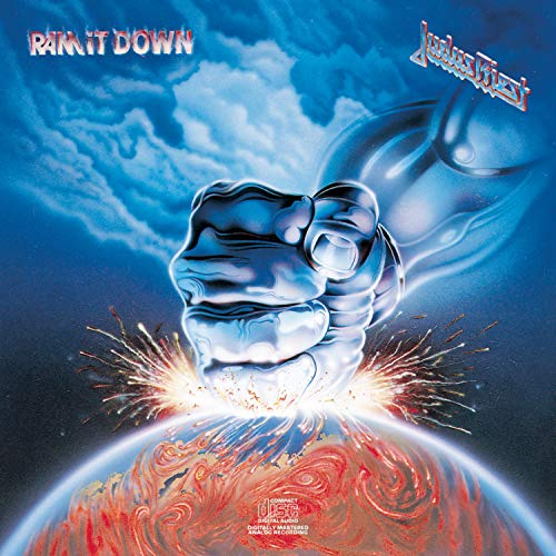 Down Cd Album - Ram It Down