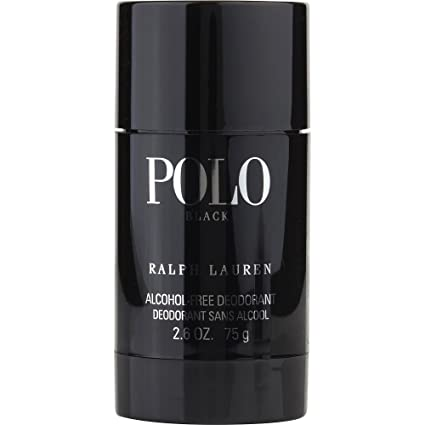 POLO BLACK by Ralph Lauren DEODORANT STICK ALCOHOL FREE 2.6 OZ by ...