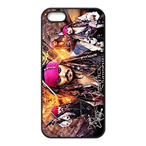 Pirates of the Caribbean Phone Case for Iphone 5s