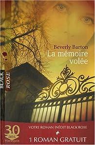 Book's Cover ofLa mémoire volée ; Pressentiments