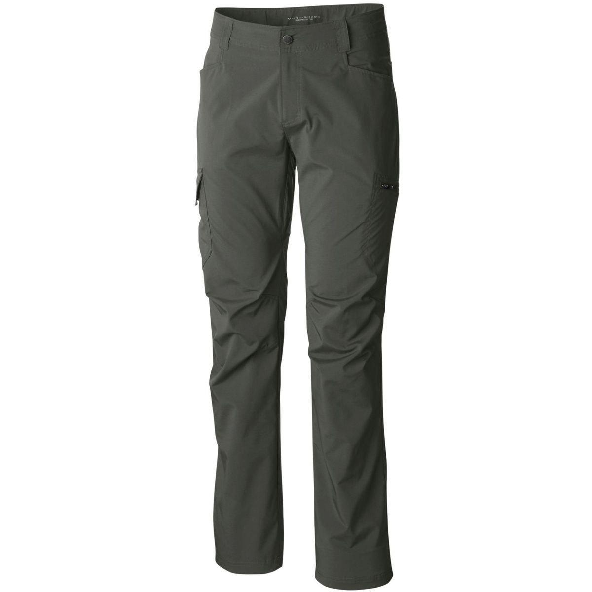 Columbia Mens Silver Ridge Stretch/¿ Pants