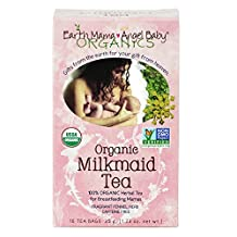 Earth Mama Angel Baby - Milkmaid Tea, 16 Tea Bags