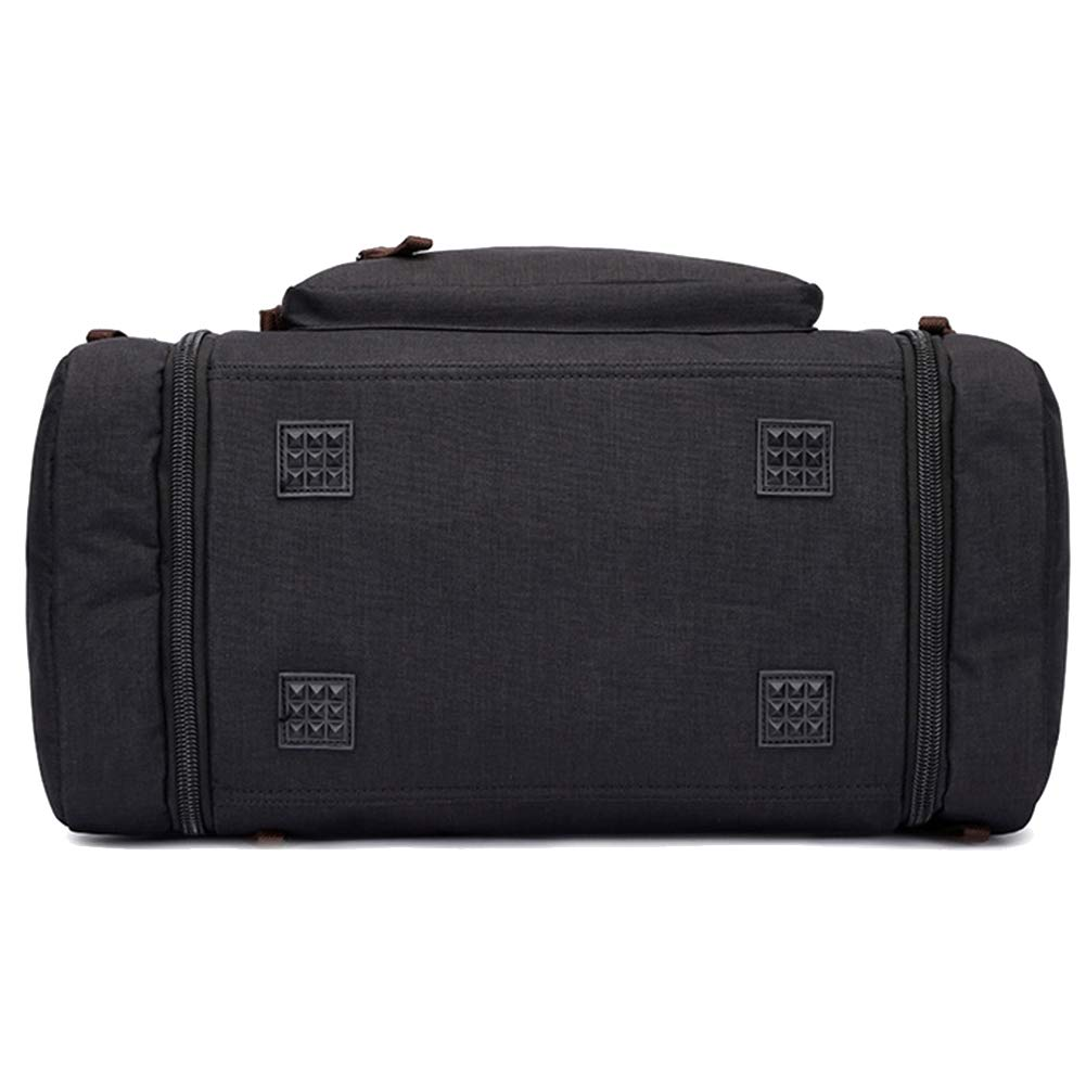 Finance Plan Sports Bags Unisex Waterproof Canvas Large Capacity Outdoor Travel Shoulder Bag Handbag