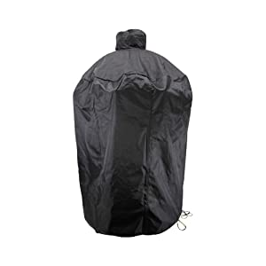 XLarge Big Green Egg Cover Grill Full Cover Big Green Egg Replacement Grill Cover for XLarge Big Green Egg Big Joe Ceramic Grill,Waterproof Outdoor Grill Cover Smoker Accessories(L-34 inch)
