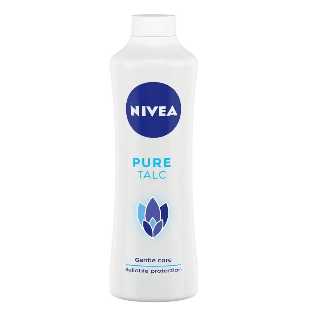 Nivea Pure Talc 400Gm by Nivea