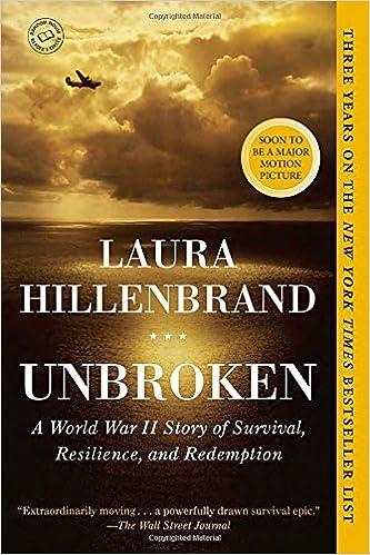 Laura Hillenbrand - Unbroken Audiobook Free Online