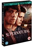 Supernatural - The Complete Third Season [DVD] [2008]