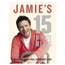Jamies 15-Minute Meals(Chinese Edition)