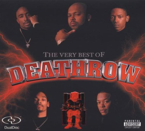 Very Best of Death Row by Very Best of Death Row (The Very Best Of Death Row)