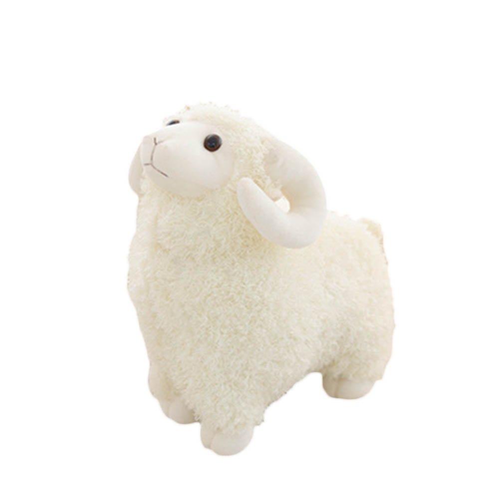 estar en gran demanda Juego de muñecas de relajación relajación relajación para niños, adultos, para aliviar el estrés, con oveja de simulación suave y aroma a crema, muy bonito y esponjoso, para descompresión  marca famosa