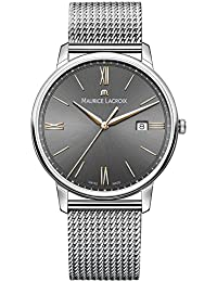Eliros Mens Wristwatch Lunar Phase Indicator