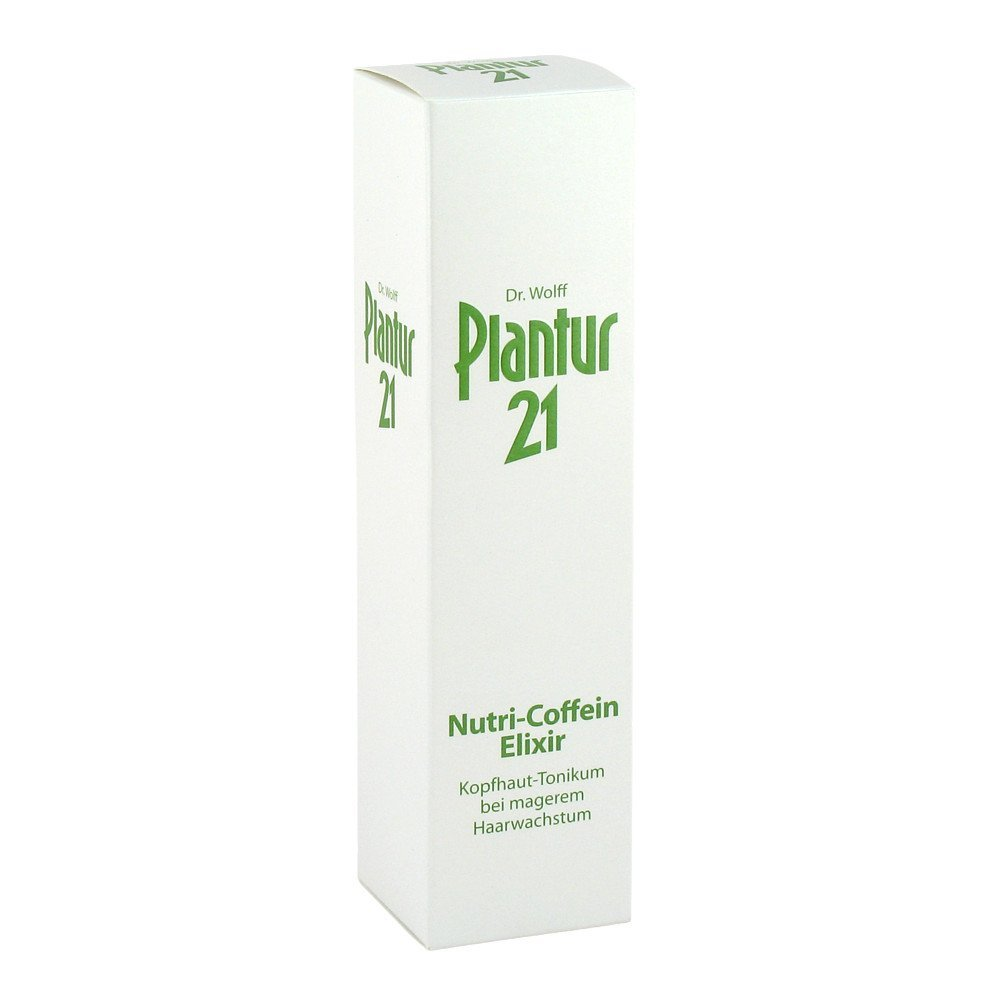 Dr. Wolf Plantur 21 Nutri Caffeine Elixir