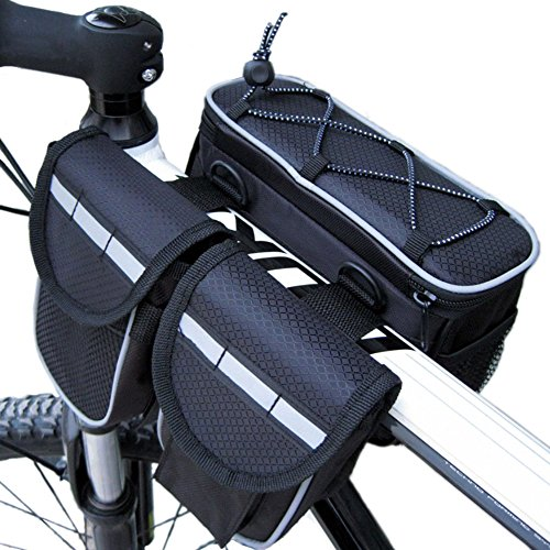 anyget-multifunction-bike-bag-water-resistant-with-adjustable-shoulder-strap-and-rainproof-cover-for
