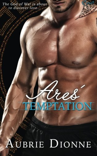 book cover of Ares\' Temptation