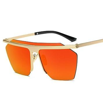 Sport-Sonnenbrille Herren Chao Clips Knight Sonnenbrille Sonnenbrille für Männer und Frauen wild Gläser Frauen, F