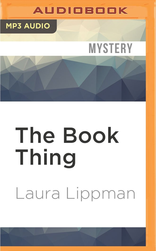 The Book Thing (Bibliomysteries) ebook