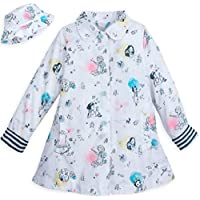 animator Disney Collection Rain Jacket and Hat for Kids - Size 9/10 White