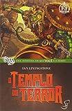 capa de FF 18. O Templo do Terror
