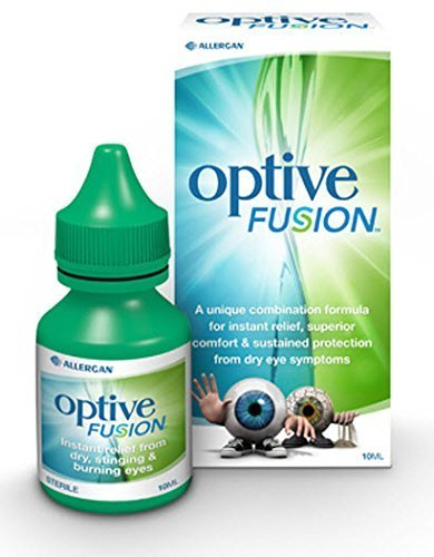 Optive Fusion Eyedrops 10ml by Optive