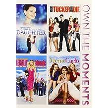First Daughter / John Tucker Must Die / Legally Blonde / Monte Carlo