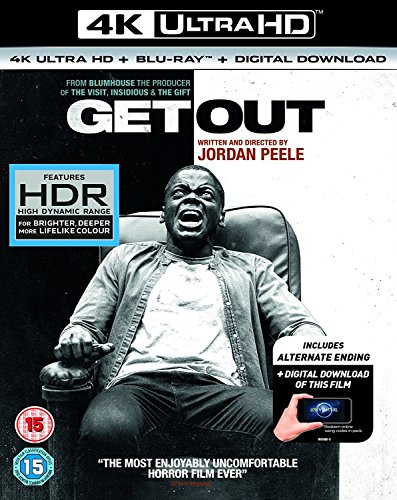 Get Out [4k UHD+ Blu-ray]