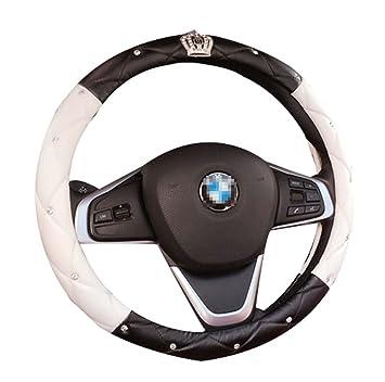 Cute Car Steering Wheel Sets Handlebars Crown Non