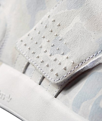 adidas Tubular Invader Str Bb8391, Stivali Uomo bianco grigio