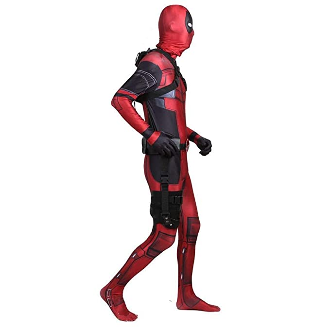 Avengers Deadpool Adulto Niño Cosplay Disfraz Halloween ...